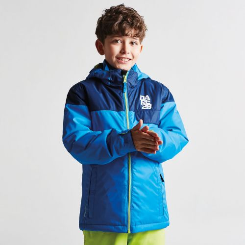 Dare2b KIDS TYKE SKI JACKET - Athletic Blue / Admiral Blue
